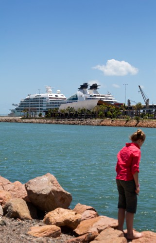 Townsville Cruise Terminal <br ⁄>