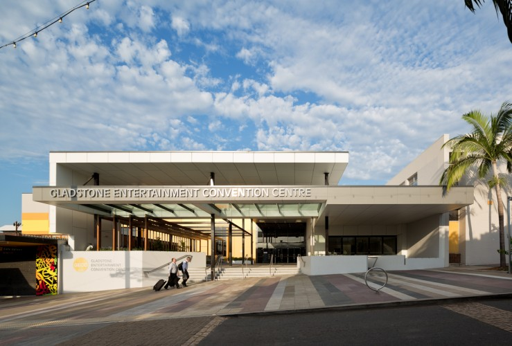 Gladstone Entertainment and Convention Centre (GECC) -