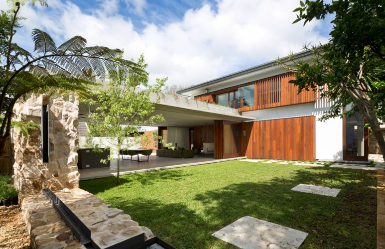 Hunters Hill House <br ⁄> 
