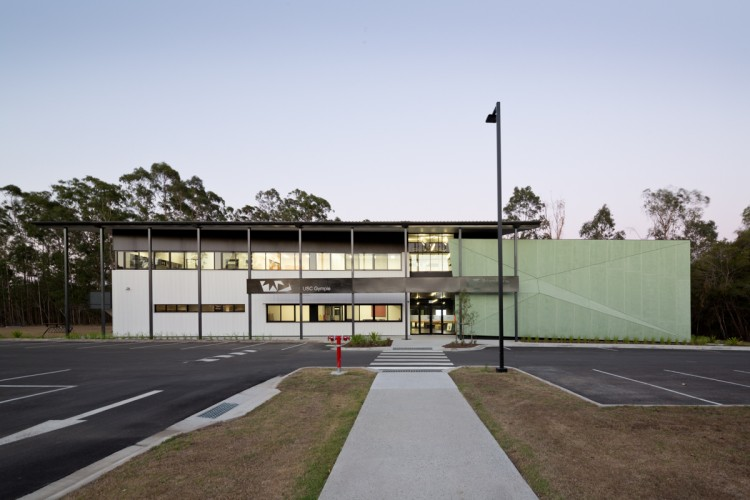 University of the Sunshine Coast (USC) Learning Centre 