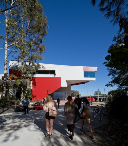 Griffith University G11 Learning Common <br ⁄>