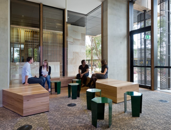 Global Change Institute (GCI) - UQ <br ⁄>