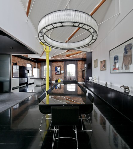Woolstore Apartment <br ⁄> Tonic Architecture