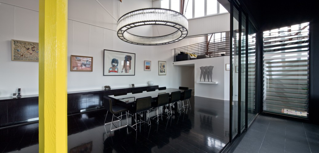 Woolstore Apartment <br ⁄>