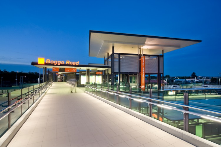 Eastern Busway - Brisbane, QLD <br />