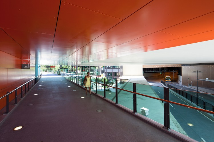 Lutwyche Bus Station - Brisbane <br ⁄>