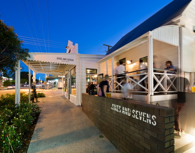 Sixes & Sevens - Fortitude Valley, Brisbane <br ⁄>