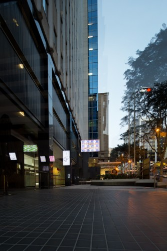 Vibrant Lane Ways <br ⁄>