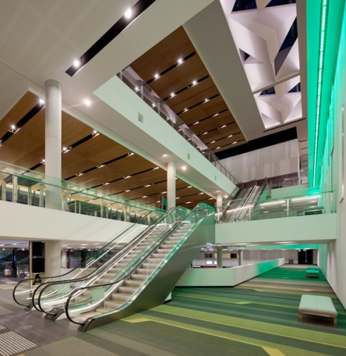 Brisbane Convention & Exhibition Centre (BCEC) - Brisbane; Australia <br ⁄>