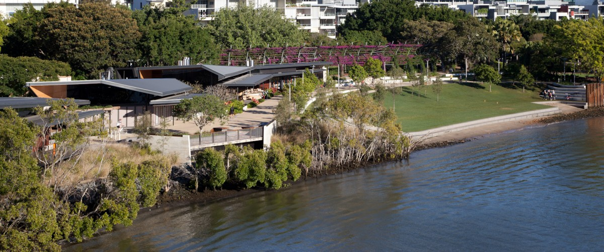 River Quay - South Bank, Brisbane QLD <br />