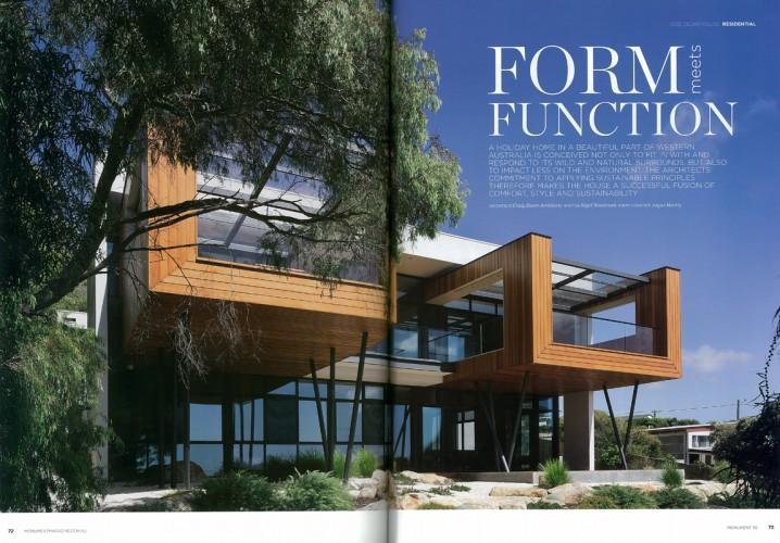 Cedar House - Craig Steere Architects