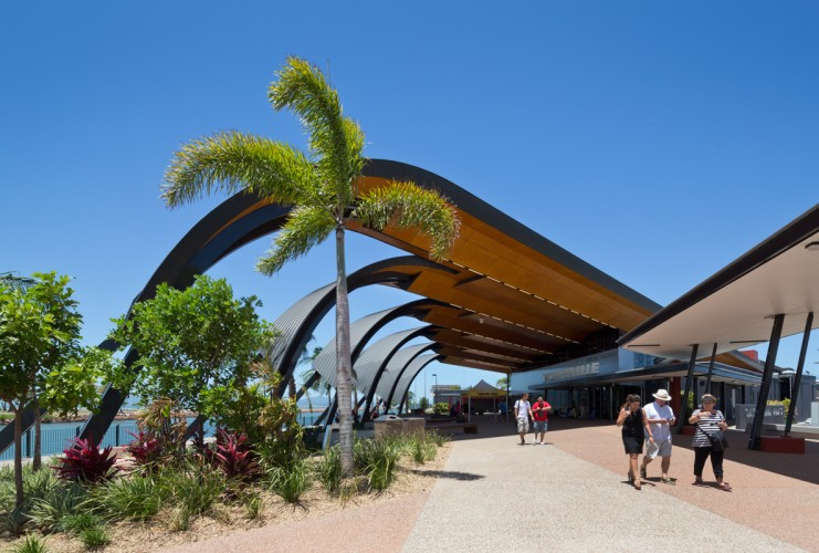 Townsville Cruise Terminal <br ⁄> Arkhefield