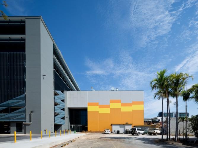 Gladstone Entertainment and Convention Centre (GECC) <br ⁄> Thomson Adsett