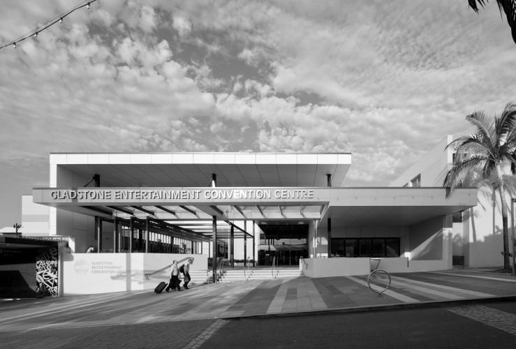 Gladstone Entertainment and Convention Centre (GECC) - Thomson Adsett