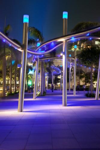 Marina Bay Promenade & Visitor's Centre - Singapore <br ⁄> Cox Rayner Architects