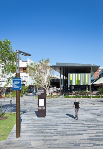 Flinders St Revitalisation - Townsville; QLD <br ⁄> Cox Rayner Architects