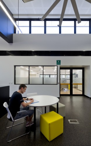 University of the Sunshine Coast (USC) Learning Centre <br ⁄> Hassell