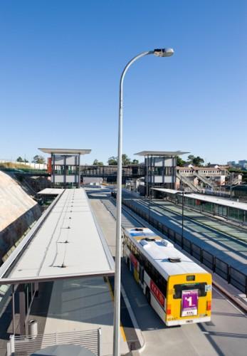 Eastern Busway - Brisbane, QLD <br /> Cottee Parker
