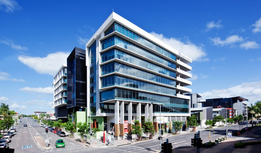Hutchinson Builders - QLD Commercial