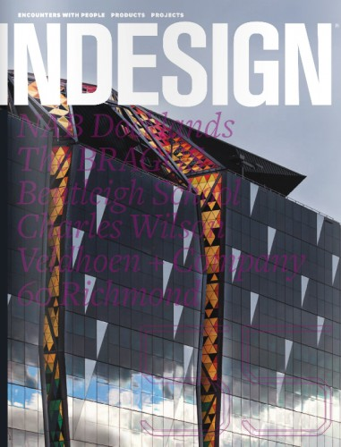 INDESIGN #55 - Sixes and Sevens (Blueprint Architects)