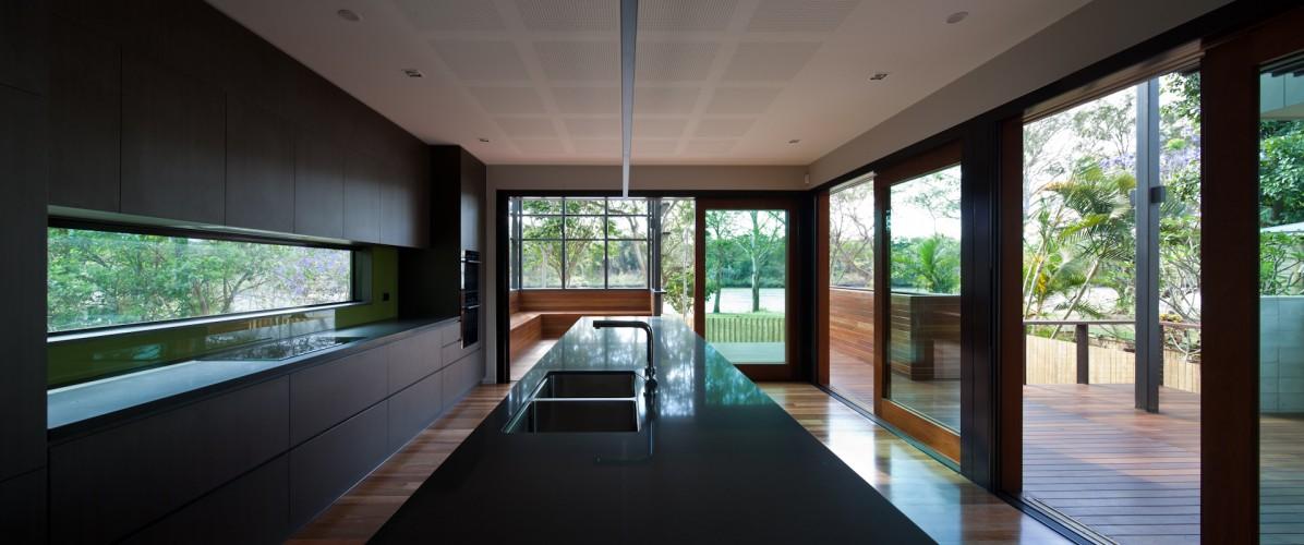 Yeronga House - Brisbane <br ⁄>  Blueprint Architects