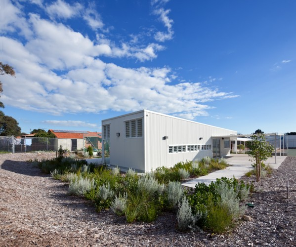 Hilton Community Centre - Perth WA <br ⁄> Bernard Seeber