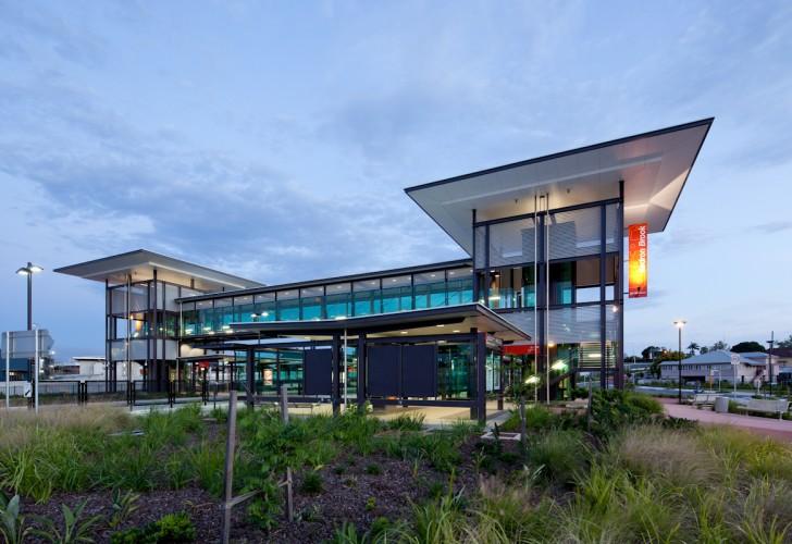Kedron Brook Bus Station - Brisbane <br ⁄> Cottee Parker Architects