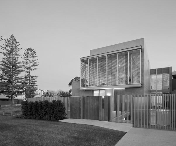 Campbell House; WA - Kerry Hill Architects