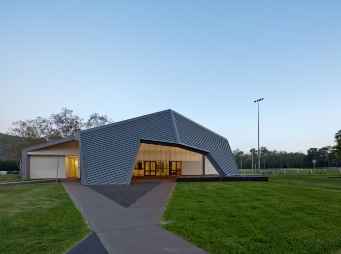 Esk Community Hall - Esk, QLD <br/> Thomson Adsett