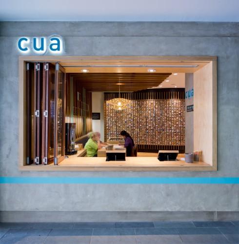 CUA Retail Store <br ⁄> Thomson Adsett