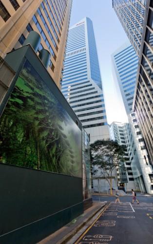 Vibrant Lane Ways <br ⁄> Brisbane City Council (BCC)