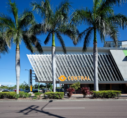 Central Commercial - Townsville, Australia <br ⁄> bureau^proberts