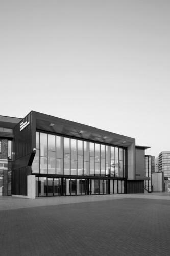 RNA Industrial Pavilion -  Cox Rayner Architects