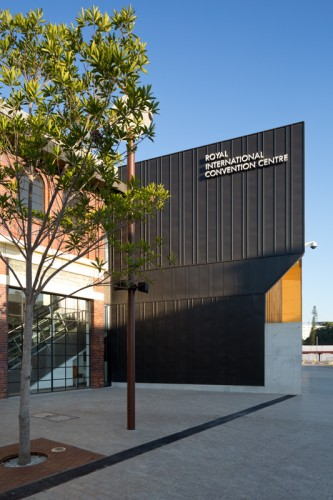 RNA Industrial Pavilion <br ⁄> Cox Rayner Architects