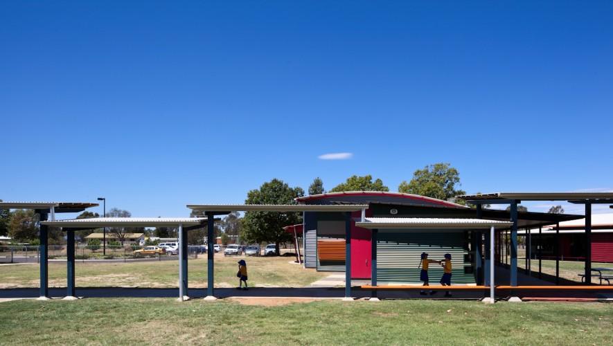 Chinchilla Christian School - Chinchilla, QLD  <br ⁄> Fulton Trotter Architects