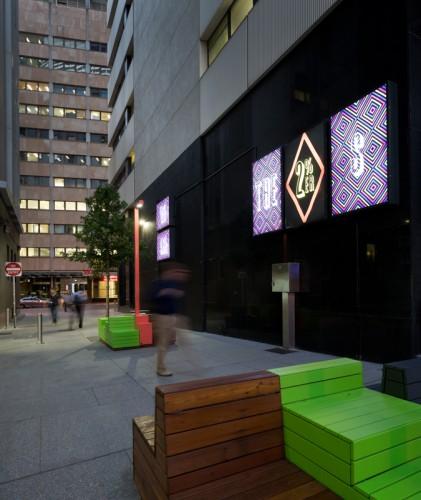 Vibrant Lane Ways -  Brisbane City Council (BCC)