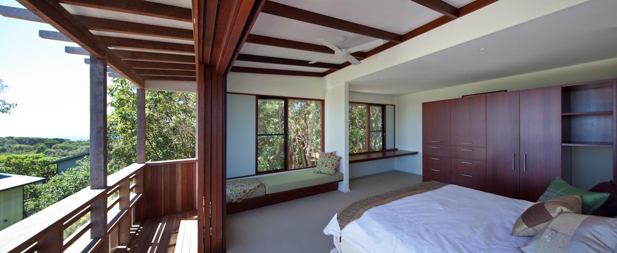 Karboora House - Nth Stradbroke Island; Australia <br /> Justin O'Neill Architecture