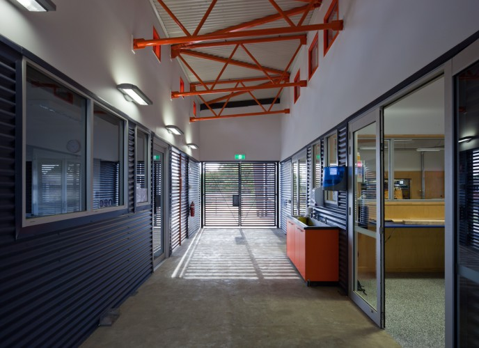 Our Lady of the Southern Cross College - Dalby, QLD <br ⁄> Fulton Trotter Architects