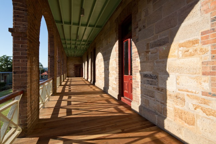 St Mary's College <br/> Fulton Trotter Architects