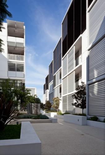 Leighton Apartments - Perth; Australia <br /> Kerry Hill Architects