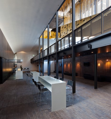 State Theatre Centre of Western Australia - Perth <br /> Kerry Hill Architects