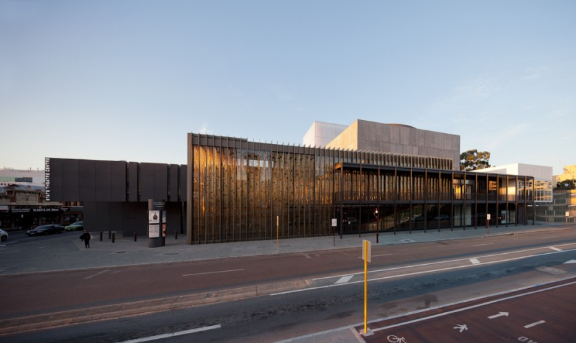 State Theatre Centre of Western Australia - Kerry Hill Architects