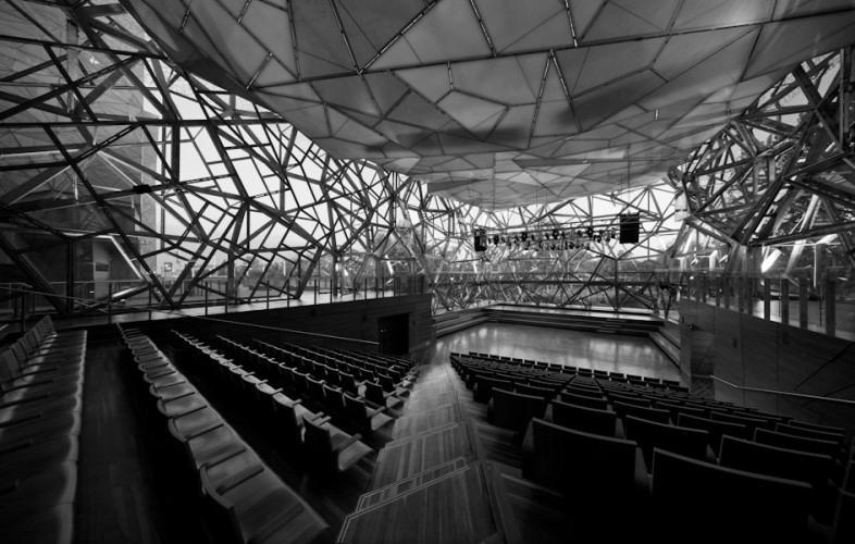 Federation Square - Melbourne; Australia <br ⁄> LAB Architecture