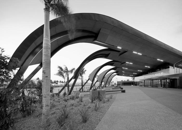 Townsville Cruise Terminal -  Arkhefield