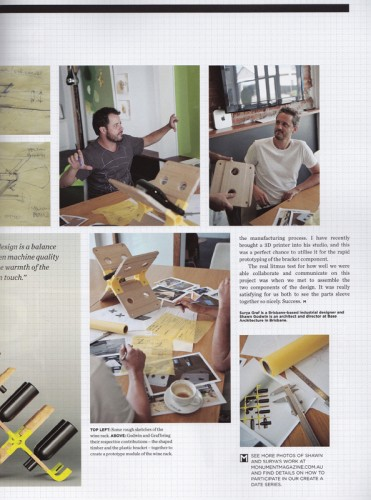 Monument #114 - Create a Date (Surya Graf & Shawn Godwin; Base Architecture)